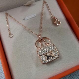 エルメス(Hermes)の♥エルメスHERMES♥ ネックレス  アクセサリー 正規品 美品(ネックレス)