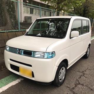 ホンダ - ザッツ 車検令和3年6月まで 4WD 軽自動車