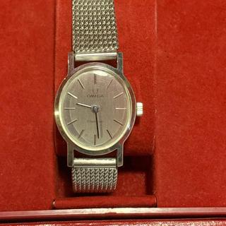 オメガ(OMEGA)のオメガ OMEGA 手巻き腕時計 中古 レディース(腕時計)