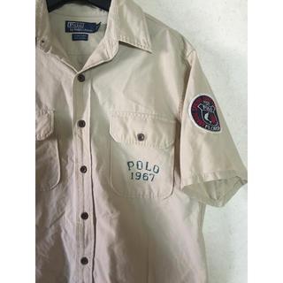 ポロラルフローレン(POLO RALPH LAUREN)のPOLO RALPH LAUREN VINTAGE FISHING 2003(シャツ)