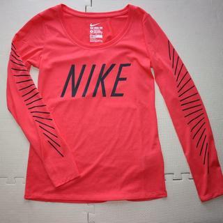 NIKE - 美品ナイキ/スポーツ長袖TシャツM/NIKE トレーニング ランニング