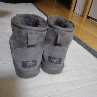 アグ(UGG)のUGGクラッシックミニ ショートブーツ(ブーツ)