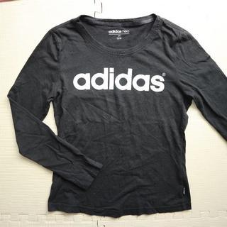 adidas - アディダス/スポーティ長袖TシャツM-S/トレーニング/adidas