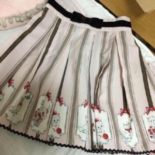 Ank Rouge - 大人気完売商品♡Ank Rouge ねこちゃんスカート