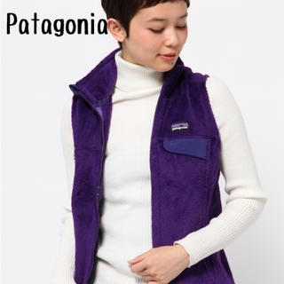 patagonia - Patagonia リツールベスト パープル レディース