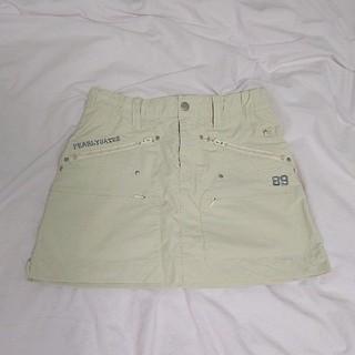 パーリーゲイツ(PEARLY GATES)のパーリーゲイツ☆台形スカート サイズS(ミニスカート)