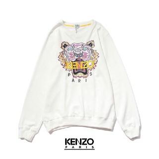 ケンゾー(KENZO)のケンゾー KENZO スウェット 男女兼用 パーカー 長袖トップス トレーナー(パーカー)