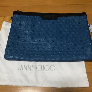 ジミーチュウ(JIMMY CHOO)のジミーチュウクラッチバック(セカンドバッグ/クラッチバッグ)
