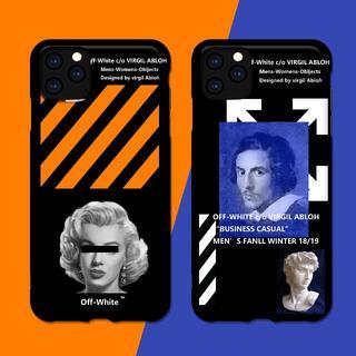 オフホワイト(OFF-WHITE)の新品Off-White iPhoneケース 早い者勝ち!(iPhoneケース)