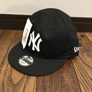 ニューエラー(NEW ERA)のNEW ERA キャップ キッズ(帽子)