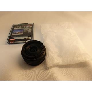 Panasonic - Panasonic LUMIX 14mm/F2.5 PRO1Dプロテクタ付き