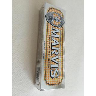 マービス(MARVIS)のMARVIS 限定 オレンジブロッサム 75ml(歯磨き粉)