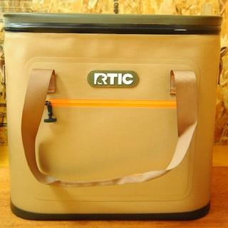 スノーピーク(Snow Peak)の新品 RTIC SoftPak 40 Tan ソフトクーラーボックス タン(その他)