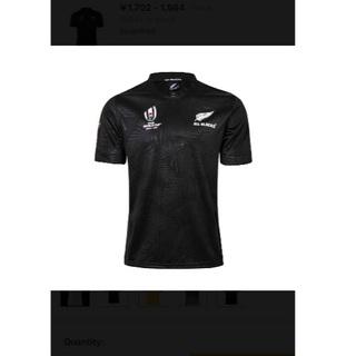 adidas - オールブラックス RWC オーセンティックジャージ sサイズ