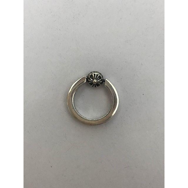 Chrome Hearts(クロムハーツ)のW12 クロムハーツクロスリング メンズのアクセサリー(リング(指輪))の商品写真