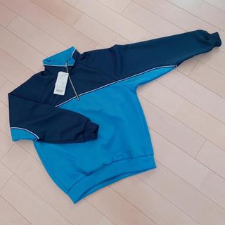 アシックス(asics)のアシックス ハーフジップトレーニングシャツ(ウェア)