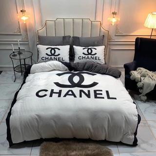 シャネル(CHANEL)の人気 グッチベッドセット 4点セット 寝具(シーツ/カバー)
