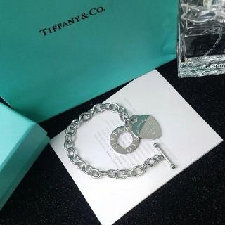Tiffany & Co. - tiffany ティファニー アクセサリー ブレスレット シルバー  レディース