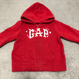 babyGAP - ベビーギャップ パーカー
