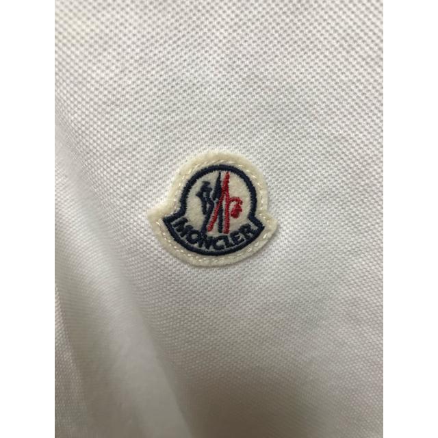 MONCLER(モンクレール)の値下げ交渉可  モンクレール 長袖 ポロシャツ メンズのトップス(Tシャツ/カットソー(七分/長袖))の商品写真