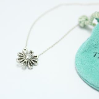 Tiffany & Co. - 【TIFFANY&Co.】シルバー デイジーネックレス  ペンダント