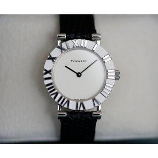 ティファニー(Tiffany & Co.)の美品 ティファニー アトラス シルバー レディース Tiffany(腕時計)
