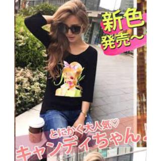 レディー(Rady)のRady キャンディちゃん ロンT トップス(Tシャツ(長袖/七分))