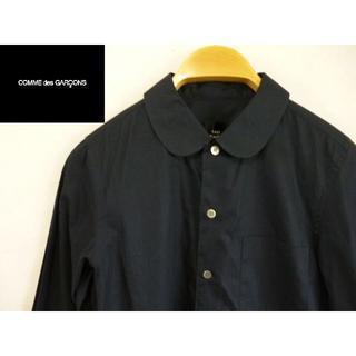 コムデギャルソン(COMME des GARCONS)の★ 美品 未使用★ コムデギャルソン ブラック  長袖 シャツ(シャツ)