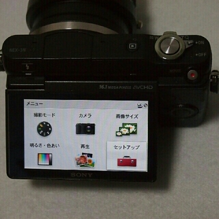 SONY - Nex-3n美品+50mm MFレンズ