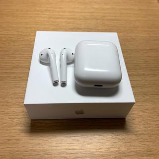 Apple - AirPods 美品 純正正規品