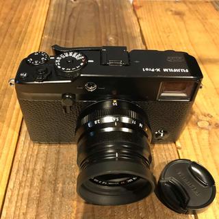 富士フイルム - fujifilm x-pro1  XF35mm f2