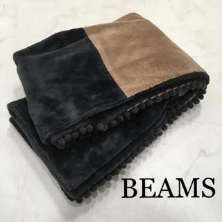 ビームス(BEAMS)のビームス BEAMS バイカラーマフラー/ストール/スヌード/ショール(マフラー/ショール)