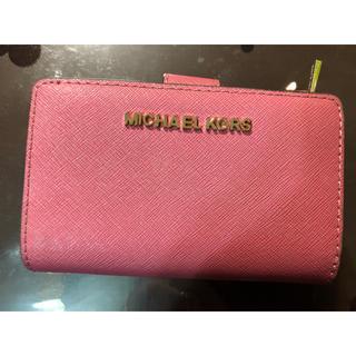 マイケルコース(Michael Kors)のマイケルコース  財布二つ折り(財布)