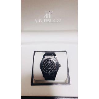 HUBLOT - HUBLOT クラシックフュージョン ブラックマジック 期間限定値下げ!
