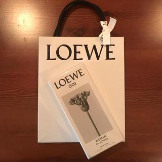 ロエベ(LOEWE)の〈新品未使用〉LOEWE001(ロエベ001)woman edt 50ml(香水(女性用))