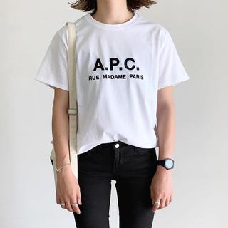 A.P.C - A.P.C 完売Tシャツ Lサイズ