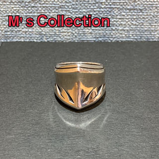 エムズコレクション(M's collection)のM'sCollection  エムズコレクション シルバーリング 18.5号(リング(指輪))