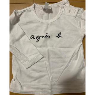 アニエスベー(agnes b.)のagnesb アニエス・ベー 12m tシャツ(シャツ/カットソー)