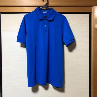 GU - XL メンズポロシャツ ブルー