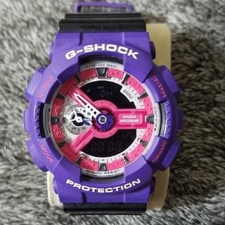 ジーショック(G-SHOCK)の状態美品 GA-110NC (腕時計(アナログ))