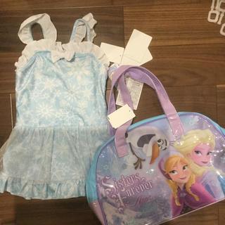 Disney - アナと雪の女王 なりきり水着 新品未使用 タグ付き