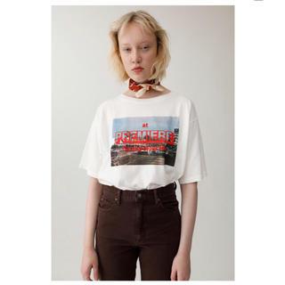 マウジー(moussy)のmoussy オーバーTシャツ(Tシャツ(半袖/袖なし))
