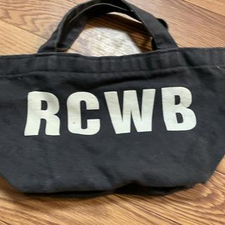 ロデオクラウンズワイドボウル(RODEO CROWNS WIDE BOWL)のRODEO CROWNSトートバック(トートバッグ)