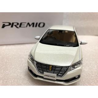 トヨタ - トヨタ プレミオ ミニカー 非売品