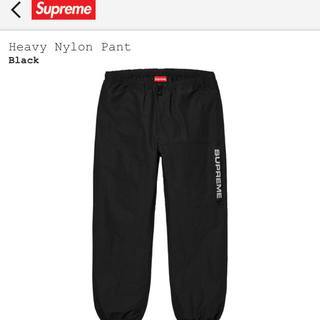 Supreme - supreme heavy nylon pants