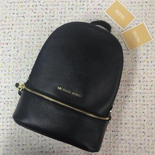 Michael Kors - マイケル コースRhea Small Leather Backpack リュック