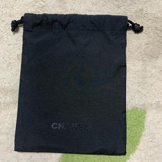 CHANEL - シャネル 巾着 ノベルティ コスメ ポーチ