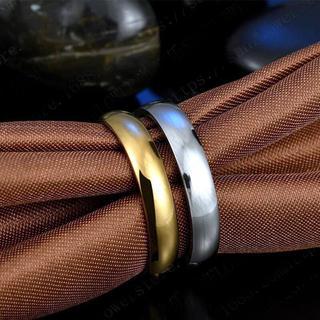 New シンプル ステンレスリング ステンレス指輪 ピンキーリング(リング(指輪))