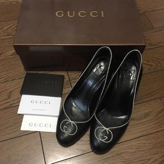 グッチ(Gucci)のGUCCIパンプス(ハイヒール/パンプス)
