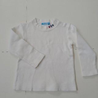familiar - ファミリア ハイネック 長袖Tシャツ 90cm